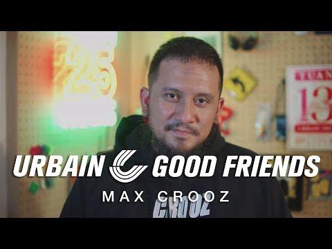 MAX CROOZ, OG NYA PELAKU STREETWEAR JAKARTA