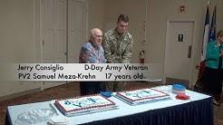 Fort Report Veteran