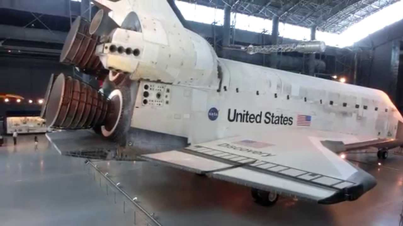 Close Look At Nasa Space Shuttle External Structure And Tiles 34