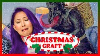 KRAMPUS ATTACK (Maricraft: Christmas Craft Ep 4)