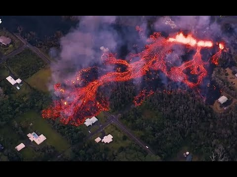 GSM Update 5/7/18 - Kilauea Fissure Expands - Deepwater Horizon Quake - 1857 Ice-Out Record Tied