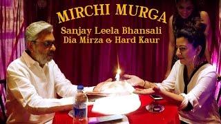 Prank On Sanjay Leela Bhansali, Hard Kaur & Dia Mirza | RJ Naved | Mirchi Murga