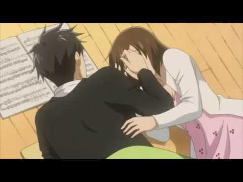 Una de las mejores escenas Románticas del Anime | #Chiaki y Nodame.