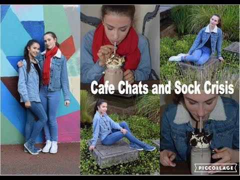 CAFE CHATS & SOCK CRISIS