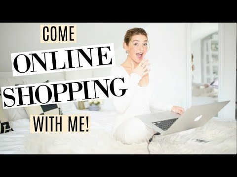 ONLINE SHOPPING WITH ME! Affordable Summer Clothes & Makeup Must-Haves.. thumbnail