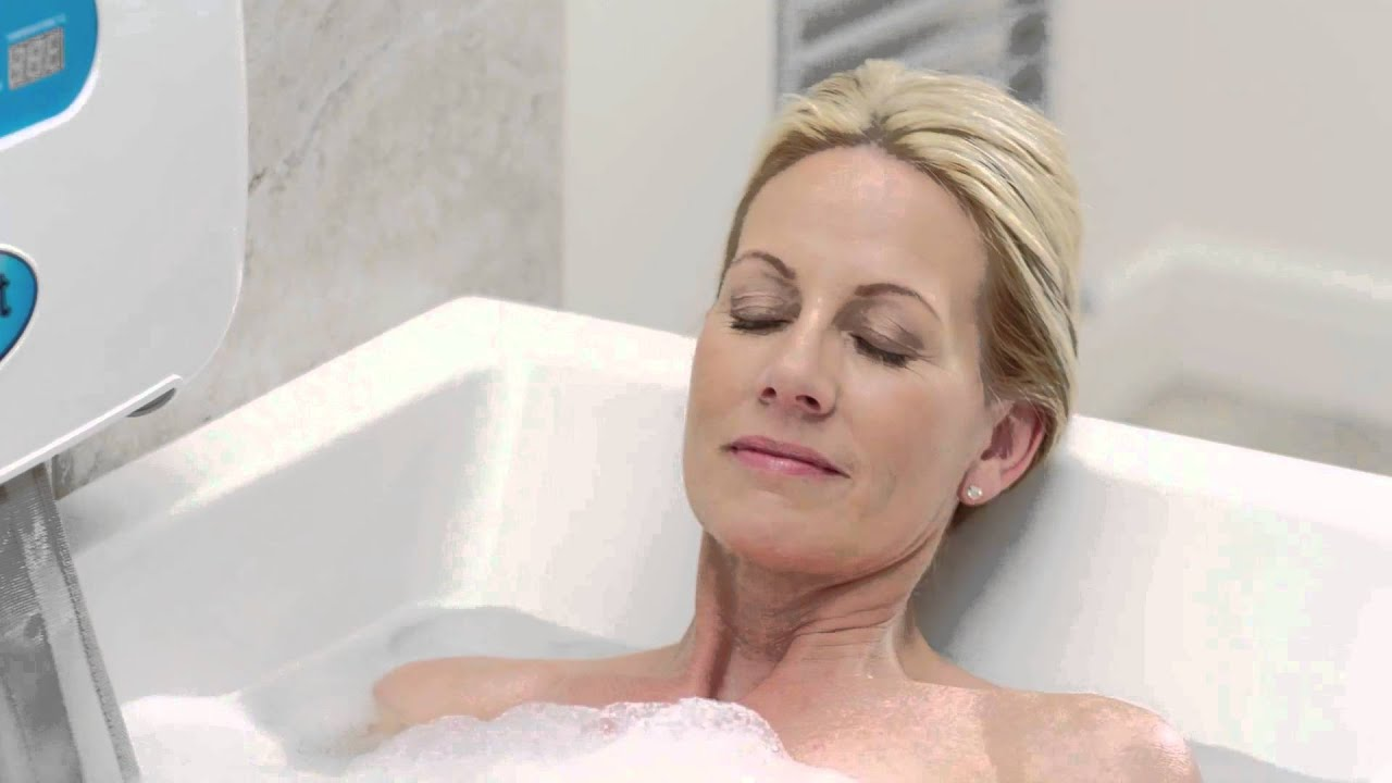 NEW! AquaLift® Bathlift - YouTube