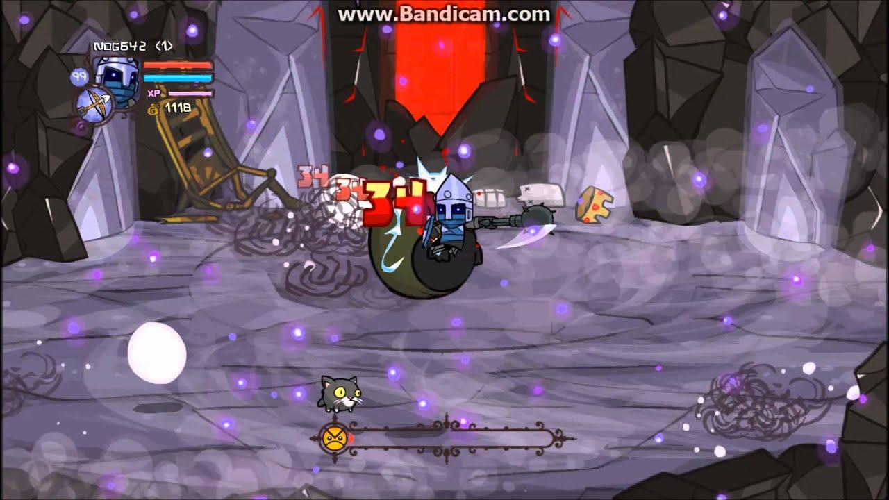 Castle crashers demon sword youtube - Castle crashers anime ...