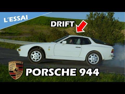 L'ESSAI : Porsche 944 : La PMA C'est Plutôt Sympa ! - Vilebrequin