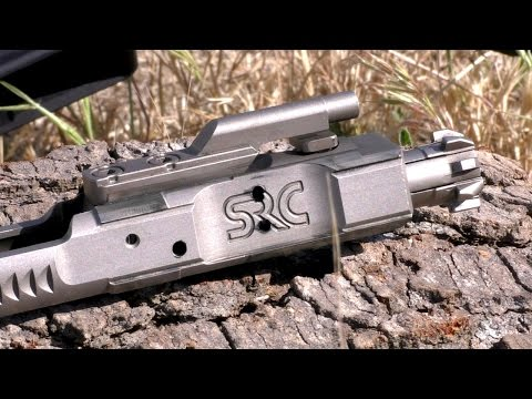 INNOVATIVE! SRC Reliabolt & Balanced Bolt Carrier