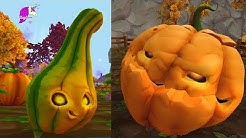 Giant Pumpkin Surprise Star Stable Online Horse Video Game Halloween World