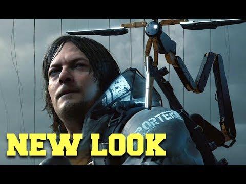 DEATH STRANDING NEW TRAILER -  Hideo Kojima Game Awards 2017 Trailer