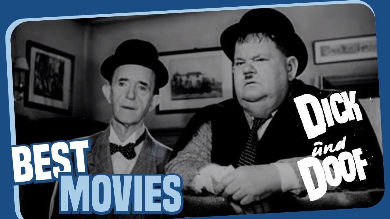 Dick und Doof, Atoll K  (Laurel und Hardy erben eine Insel) - Komödie