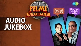 "Enjoy some of the best songs old days stalwarts jagjit singh & mohd. rafi!! please ""subscribe"" to our channel find more songs. filmi jugalba..."