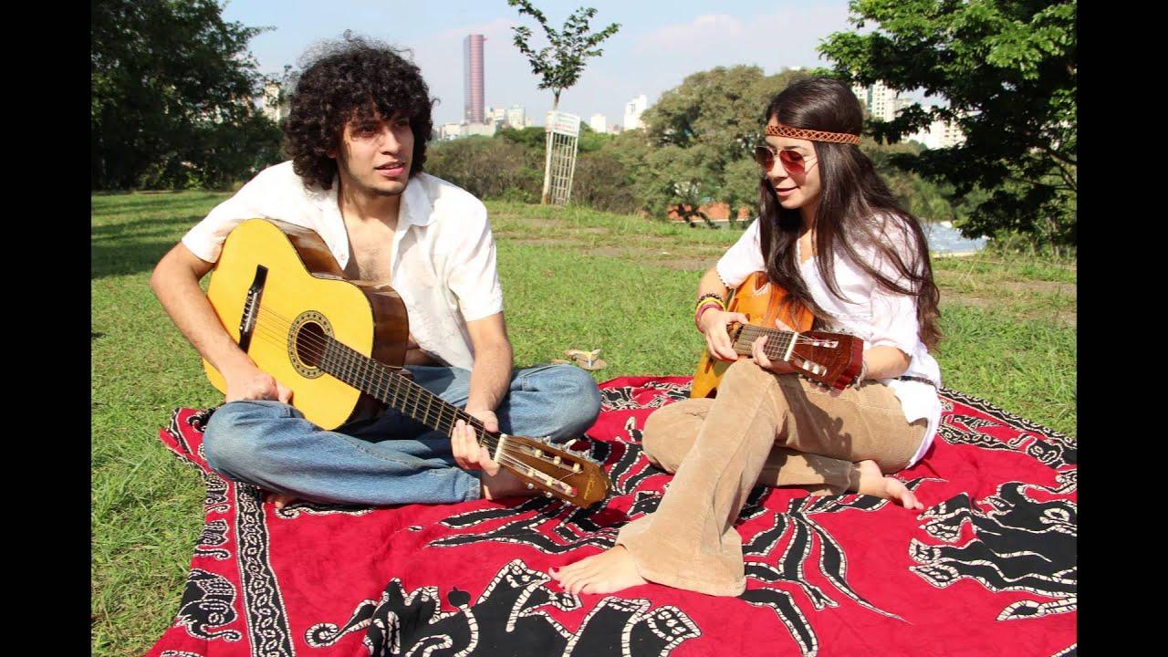 Editorial de moda hippie anos 60 70 youtube - Estilismo anos 70 ...