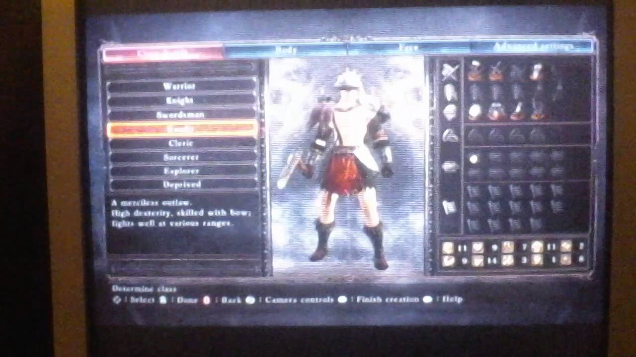 The best class for you. Dark souls 2 class guide. - YouTube