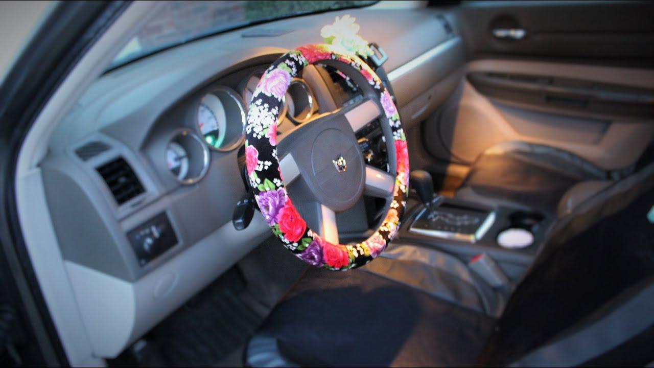 Diy Car Decor