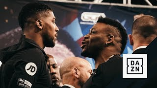 HIGHLIGHTS | Joshua vs. Miller Press Conference