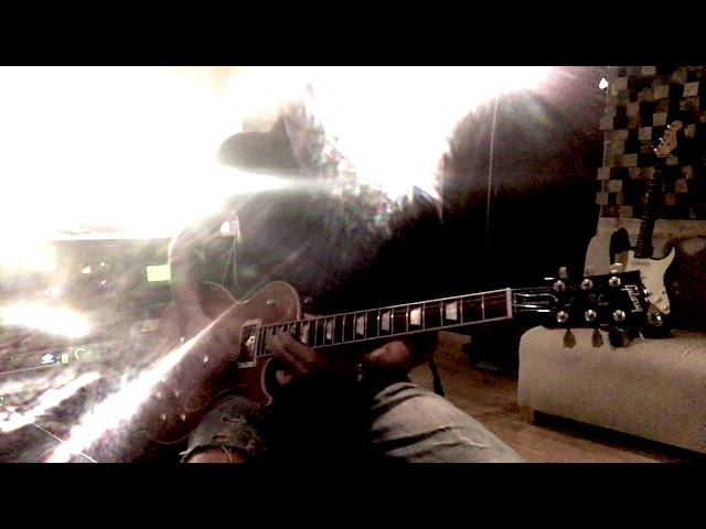 Still Got The Blues - Gary Moore Guitar Solo Cover
