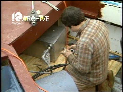 WAVY Archive: 1981 Coal Ships Trash Removal