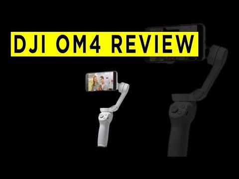 DJI OM4 Smartphone Gimbal Highlights & Overview 2021