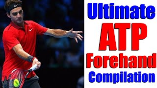 Ultimate ATP Forehand Compilation | Who Has The Best?