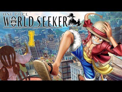 One Piece World Seeker - Capítulo 1: Una Nueva Aventura (Let´s Play En Español)