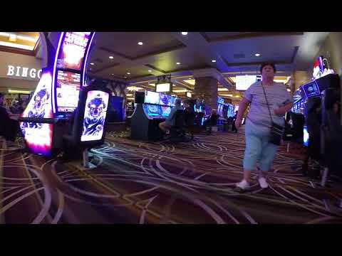 Walk Around Inside The Green Valley Ranch Casino Las Vegas