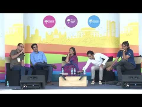 #BlrLitFest - 14 | Male Voice in the Indian Novel