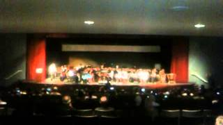Count Rockula - DeSoto ISD MS - All City Band
