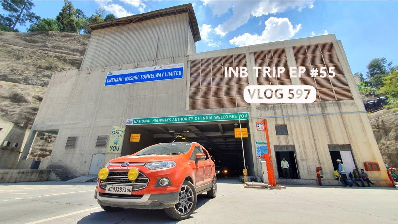 പഞ്ചാബിൽ നിന്നും ജമ്മുവിലേക്ക് - Ludhiana to Jammu, INB Trip EP #55
