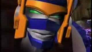 funny beast wars clip there he is my little guy