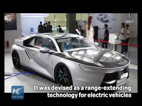 Solar-powered vehicles gain momentum at Guangzhou Auto Show