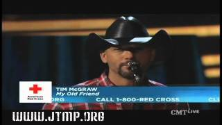 "Music Builds - Tim McGraw - ""My Old Friend"" - JTMP.ORG"