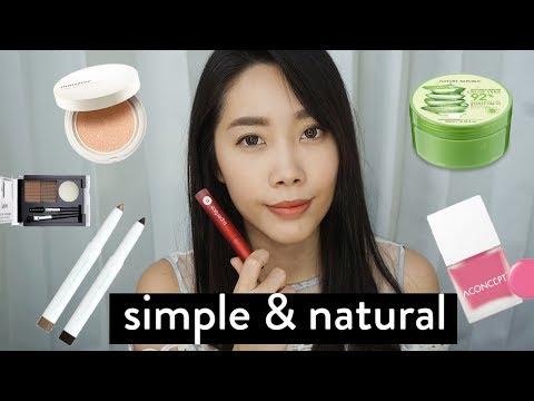Makeup Buat Pemula: Simple & Natural Ala Korea