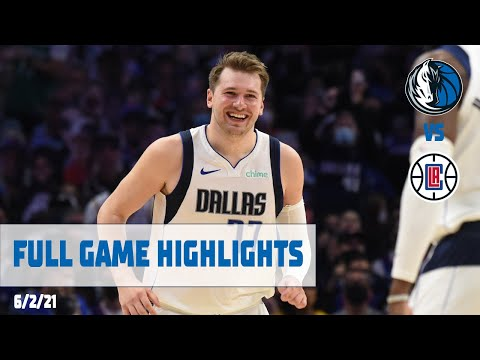 Luka Doncic (42 points) Highlights vs. LA Clippers