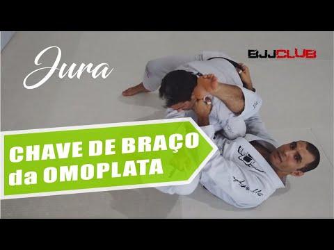 CHAVE DE BRAÇO MATADORA com Jura - Jiu Jitsu - BJJCLUB