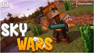 Minecraft - Mega Skywars : 15 kills sur Hypixel ! #03