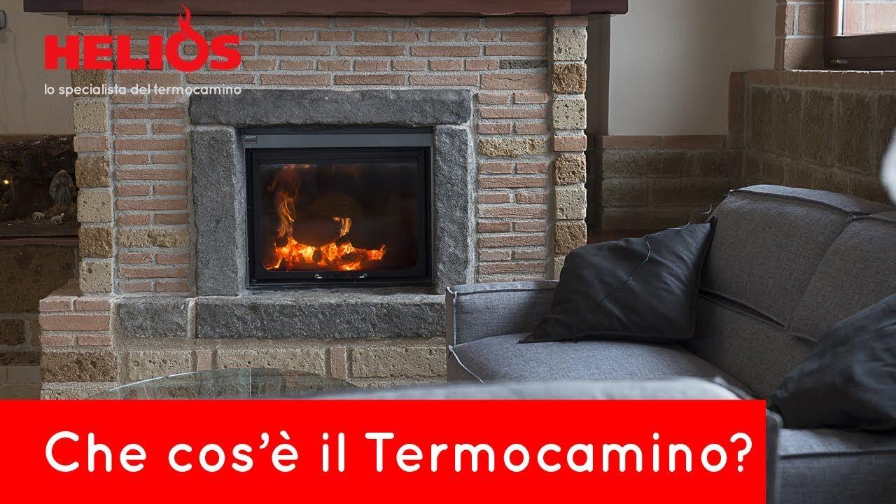 Cos 39 un termocamino helios tecnologie youtube for Vulcano termocamini pellet