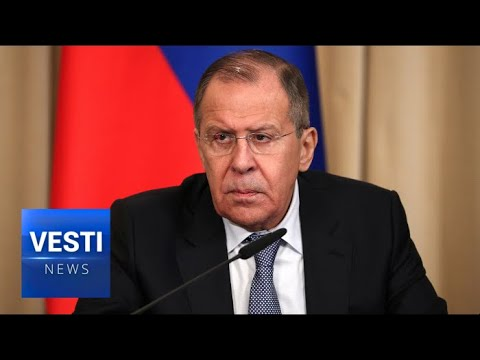 Absolutely ILLEGITIMATE! Lavrov Lambasts New Sanctions Announced by America on Iran
