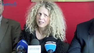 Κλιμάκιο υποψηφίων ευρωβουλευτών του ΣΥΡΙΖΑ στην Καλαμάτα