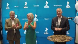 2016 BBB Torch Award for Ethical Commerce Recipient, HarperCollins Christian Publishing, Inc.