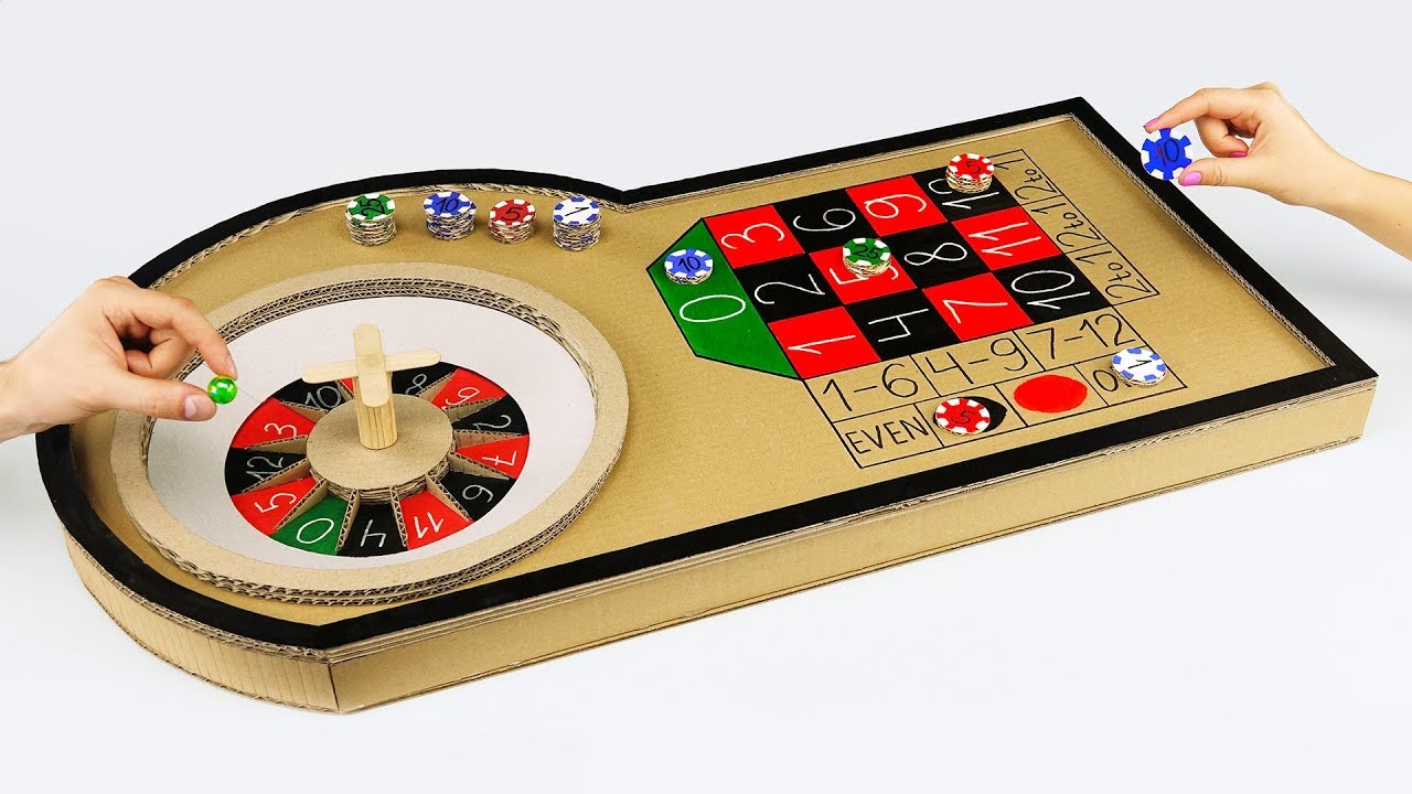 Simple Casino Games