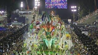 Carnaval Completo HD - Imperatriz Leopoldinense 2015
