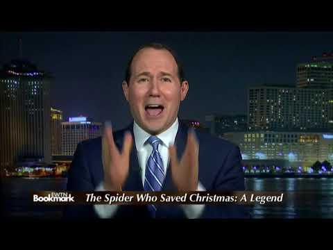 EWTN Bookmark - The Spider Who Saved Christmas