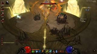 Diablo Fight (Nightmare) w/Zppaders [ARABIC]   ديابلو 3 - الوحش الأخير!