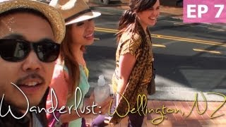 Shopping in Wellington with Grace | Wanderlust: New Zealand [EP 7]