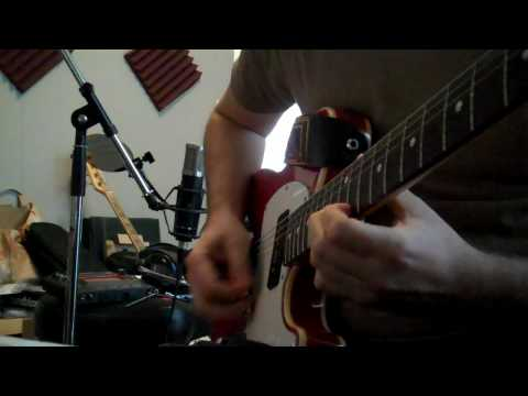 """Bedrock"" Young Money Guitar Improv Ryan Crosby"