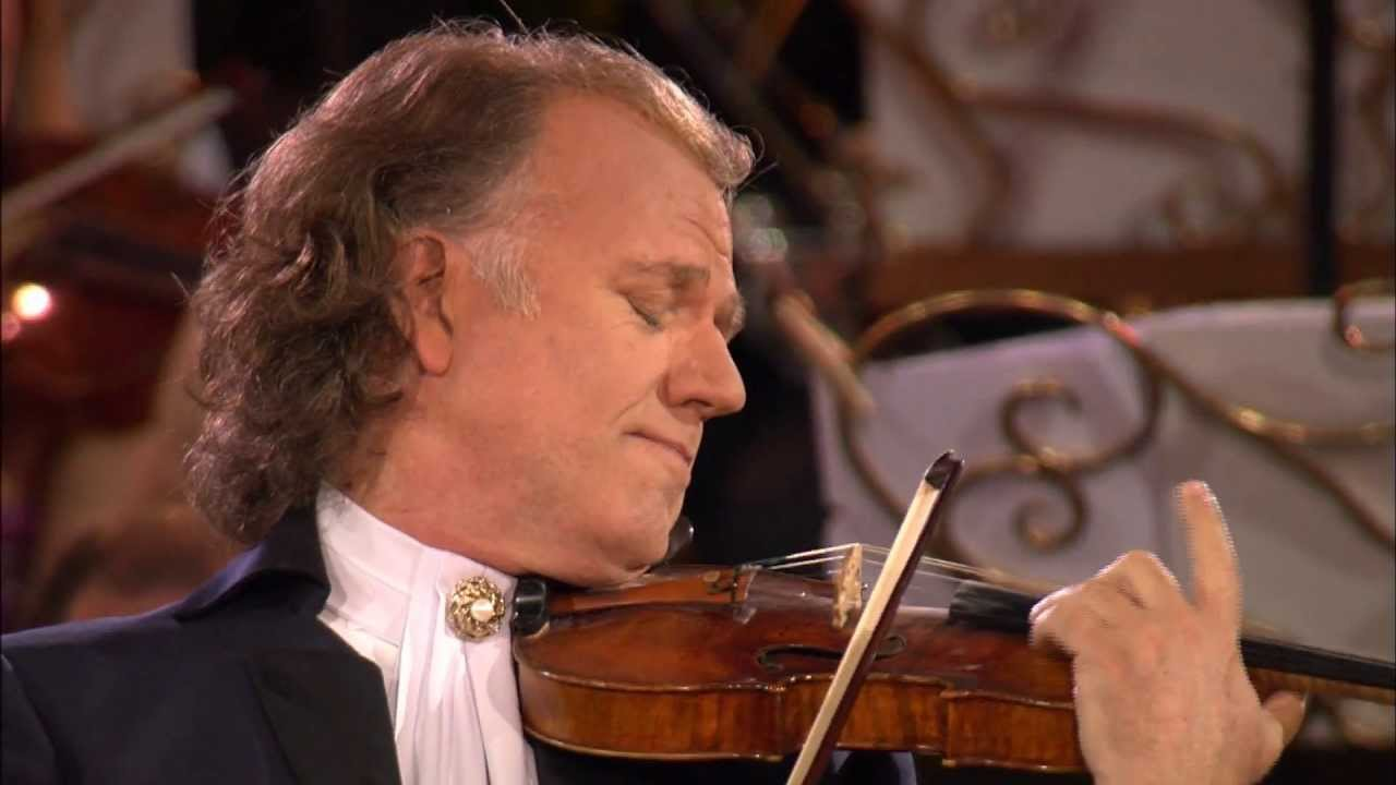 You Raise Me Up André Rieu Youtube