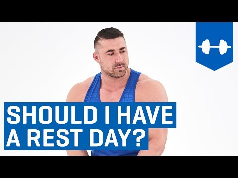 Why Rest & Relaxation Is The Key To Building Muscle | Myprotein