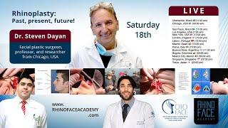 LIVE - Dr. Steven Dayan